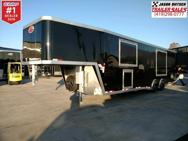 2020 Sundowner Sunlite 8.5x28 Car/Racing Hauler Extra Height}
