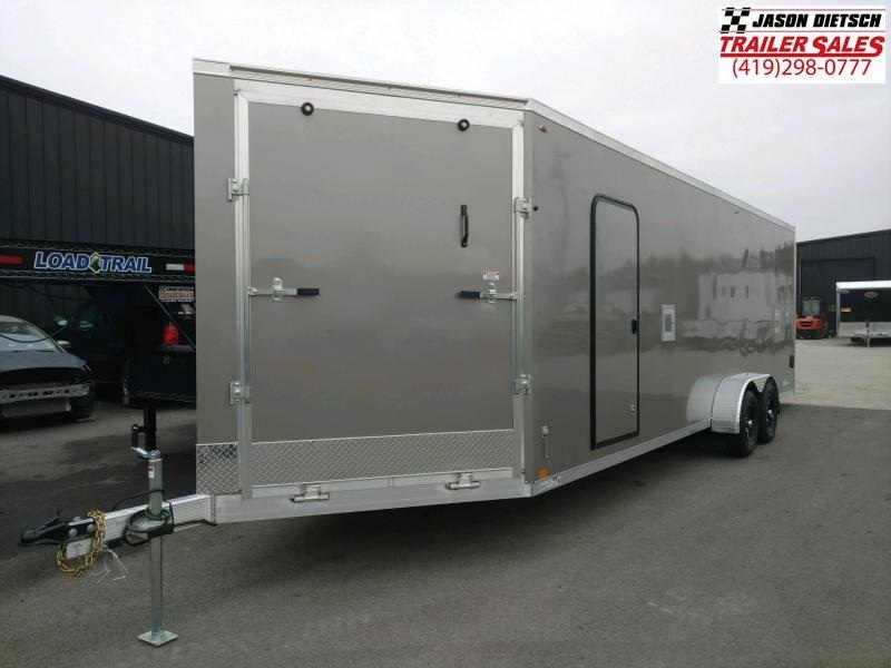 "2020 Legend Thunder 7X29 Snowmobile Trailer 6"" Extra Height"