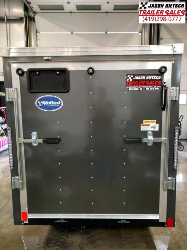 2020 United XLv 5X10 Enclosed Cargo TRAILER....Stock# UN-170459