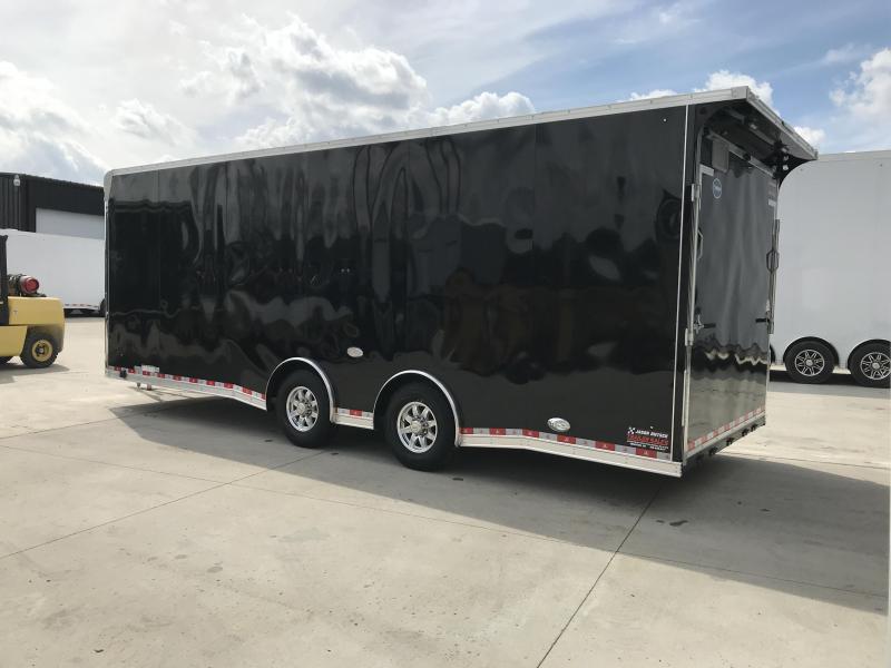 2019 United UXT 8.5X24 Car/Race Trailer Extra Height
