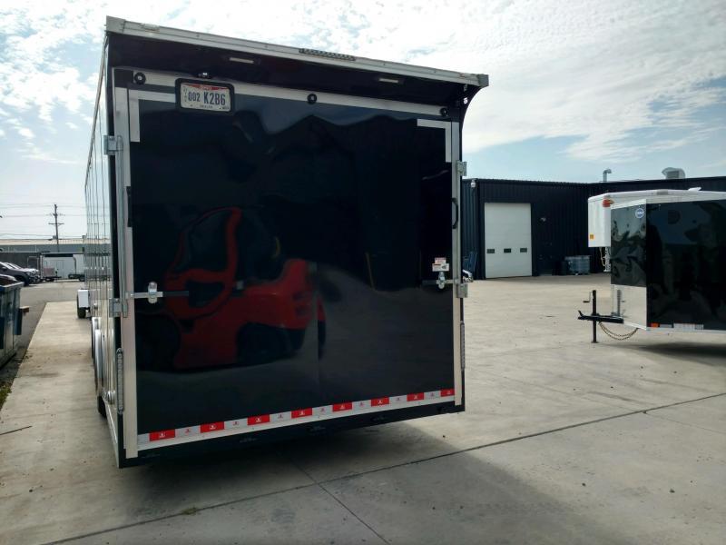 2020 United  UXT 8.5X28 Car/Race Trailer Extra Height