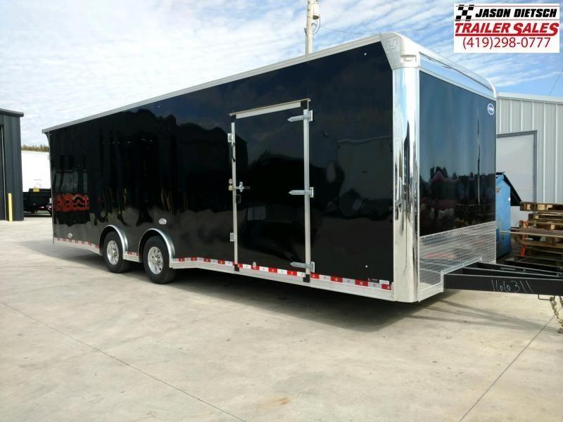2020 United  UXT 8.5X28 Cargo-Car/Racing Trailer