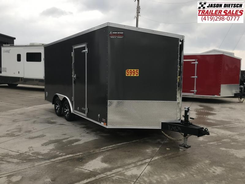 2020 United Trailers XLTV 8.5x19- V Nose  Car Hauler....Stock # UN-166615