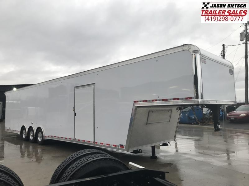 2019 United 8.5x44 *Super Hauler* Race Trailer Extra Height...# 165304