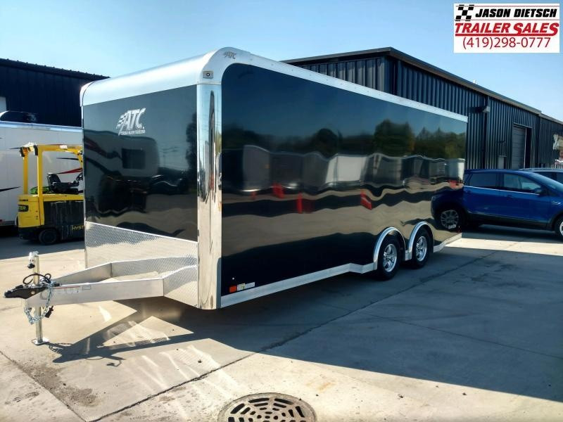 2020 ATC RAVAN 8.5X20 Car / Racing Trailer....STOCK# AT-219534