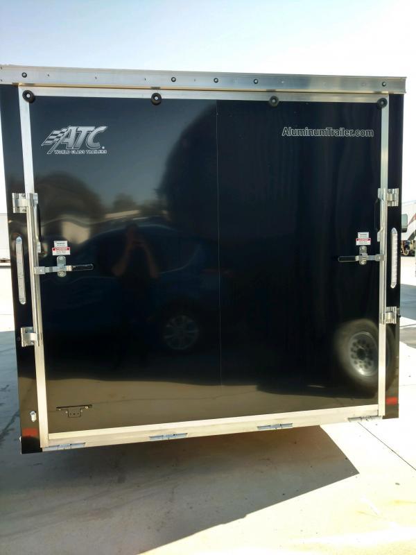 2020 ATC Ravan 8.5X20 Car/Race Trailer