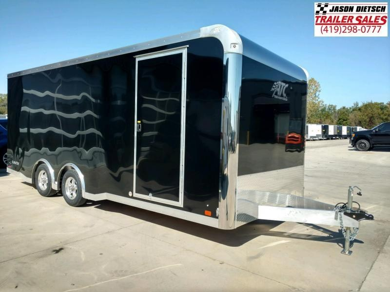 2020 ATC Ravan 8.5X20 Enclosed Car/Race Trailer