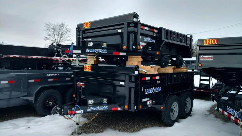2020 Load Trail 83X10 Dump Trailer