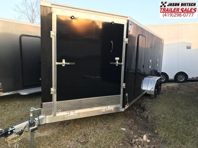 2020 Legend Thunder 7X23 Snowmobile Trailer