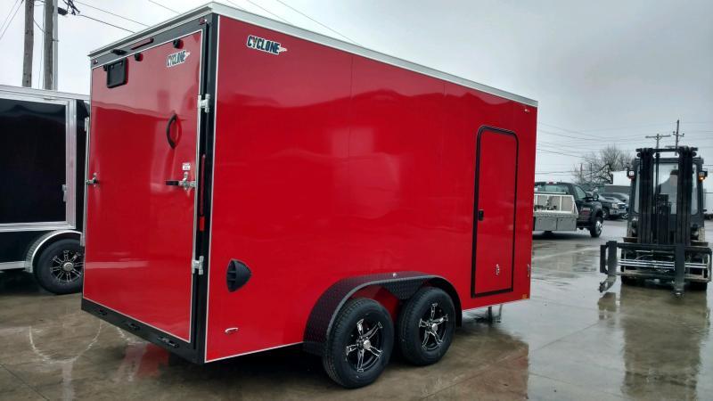"2020 Legend STV 7X16 Cargo Trailer 6"" Extra Height"