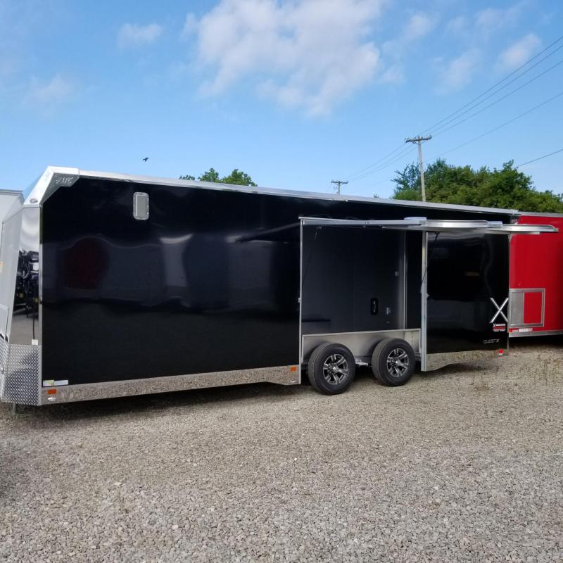 2020 ATC Quest 8.5X24 Car / Racing Trailer...#217948