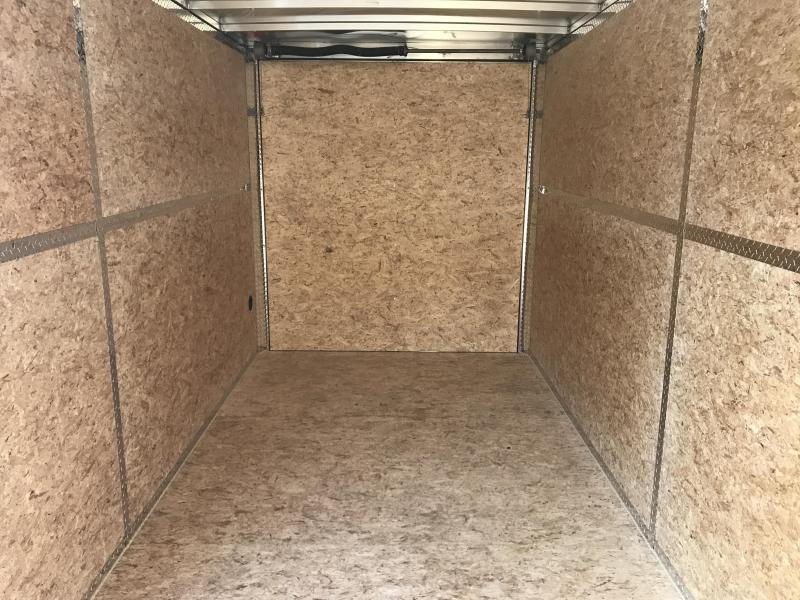 2019 Legend STV 7X18 Cargo Trailer Extra Height
