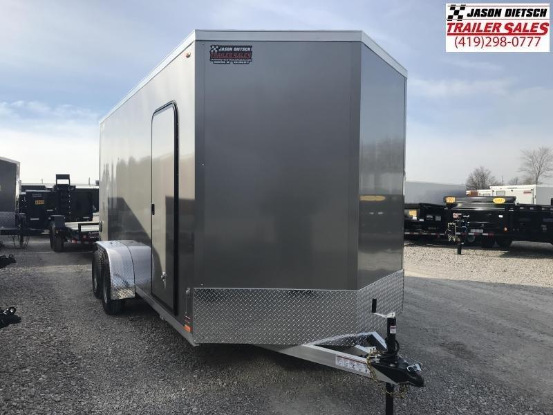 2019 Legend STV 7X18 Cargo Trailer Extra Height