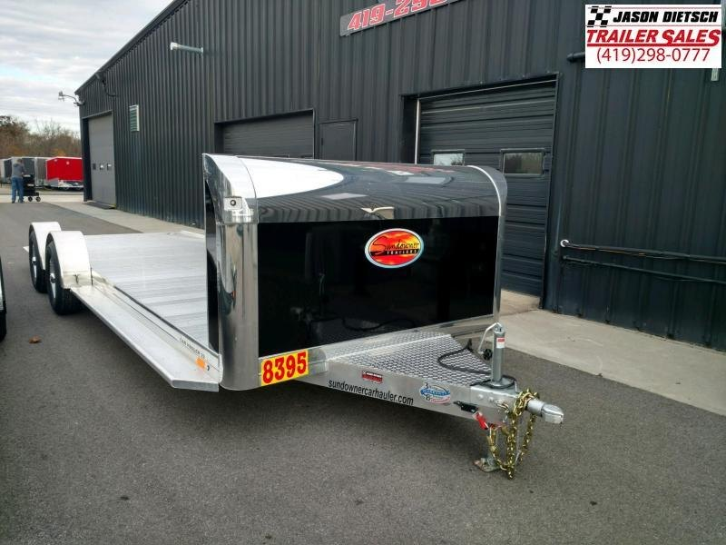 2020 Sundowner Sunlite 6.9X22  Open Car Hauler Trailer