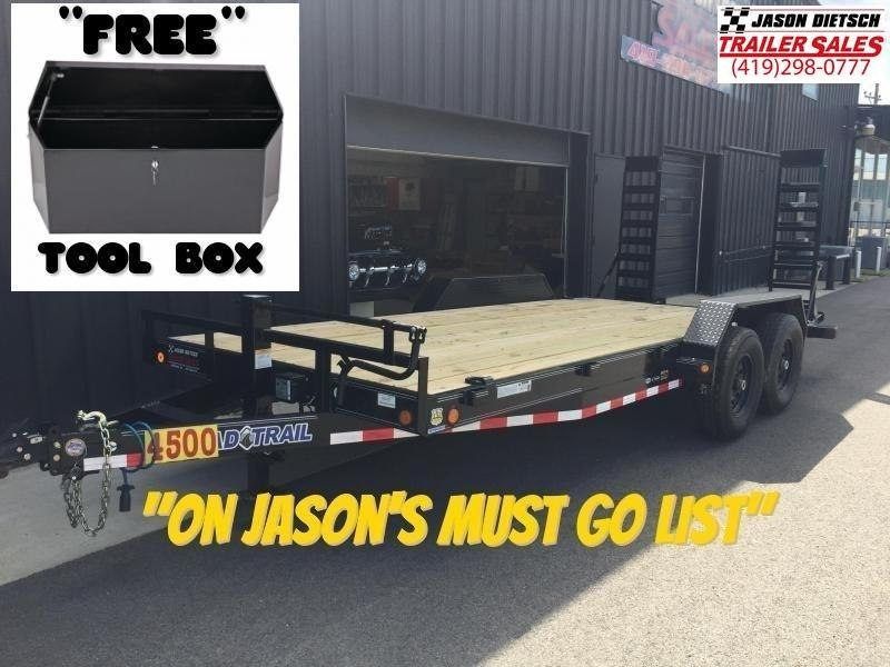 2019 Load Trail 83x18 Car/Equipment Trailer