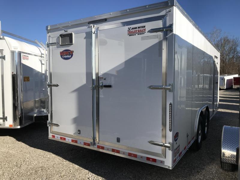 2020 United UXT 8.5x20 Cargo Trailer