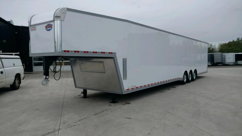 2020 United 8.5X48 *Wide Body* Car/Race Trailer Extra Height