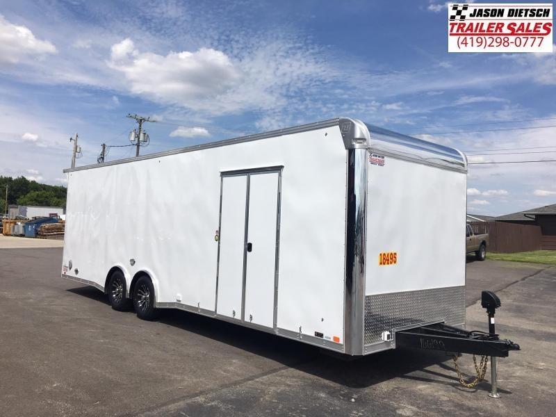 2019 United GEN4 8.5x28 Car/Racing Trailer