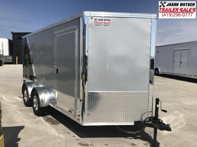 2020 United XLMTV 7x14 Motorcycle Trailer
