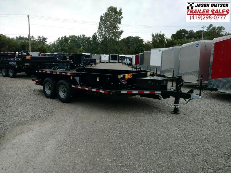 2020 Behnke DROP DOWN TRAILER ....STOCK# BB-049827
