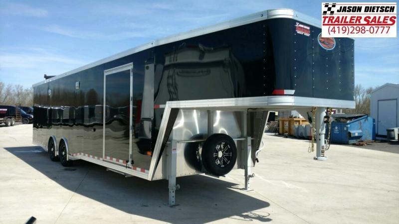 2020 Sundowner Trailers 8.5x38 SUNLITE Car / Racing Trailer