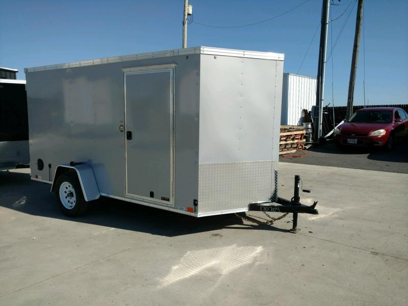 2020 United XLV 6X10 V-Nose  Enclosed Cargo Trailer....Stock# UN-170704