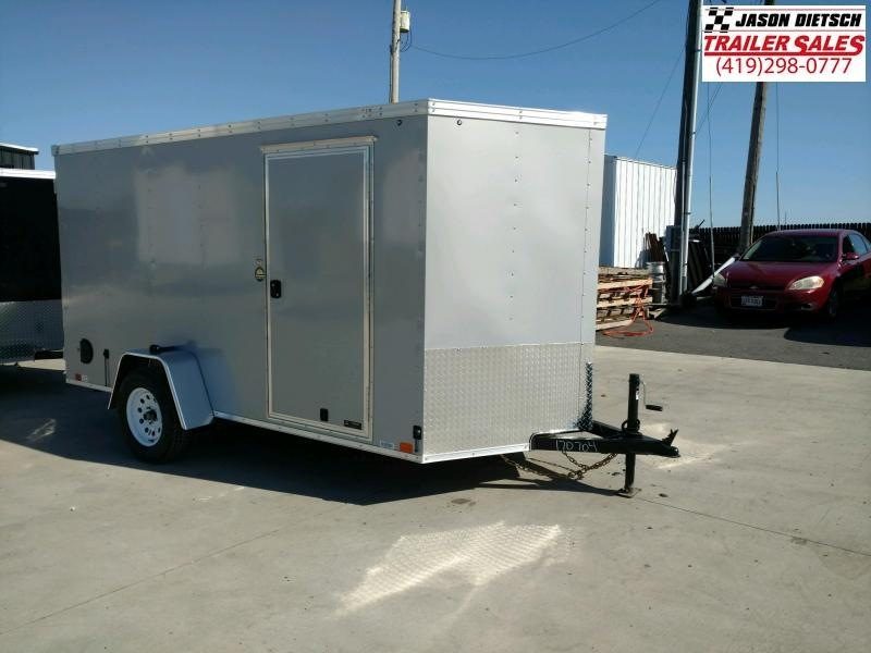 2020 United XLV 6X12 V-Nose  Enclosed Cargo Tr....Stock# UN-170704