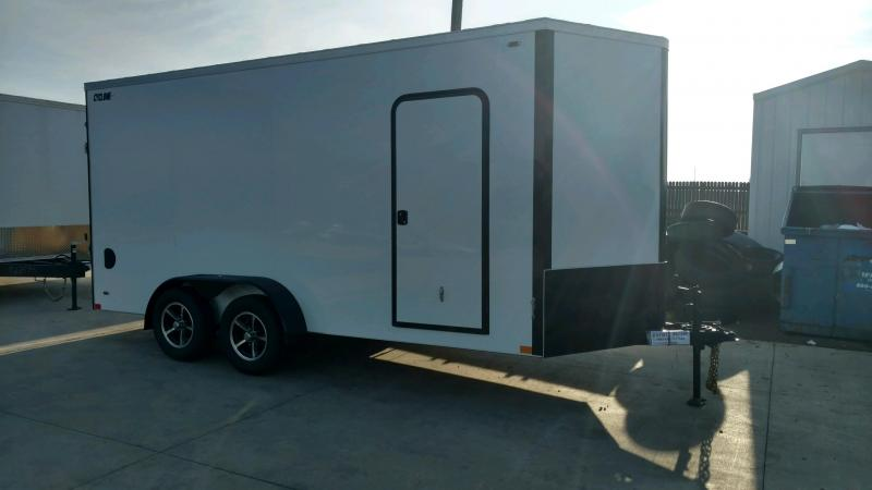2020 Legend Manufacturing EXTRA HEIGHT 7X18  Enclosed Cargo Trailer....STOCK# LG-317540