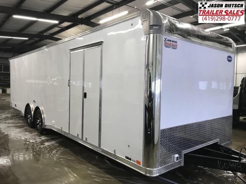 2019 United GEN 4 8.5x28 Enclosed Car/Race Trailer...# 160448