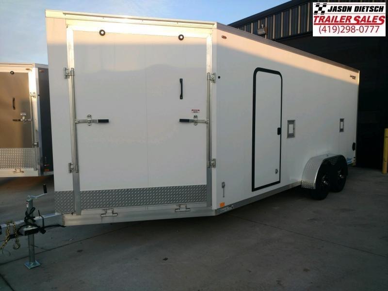 2020 Legend Thunder 7.5X23 Snowmobile/ATV Trailer Extra Height