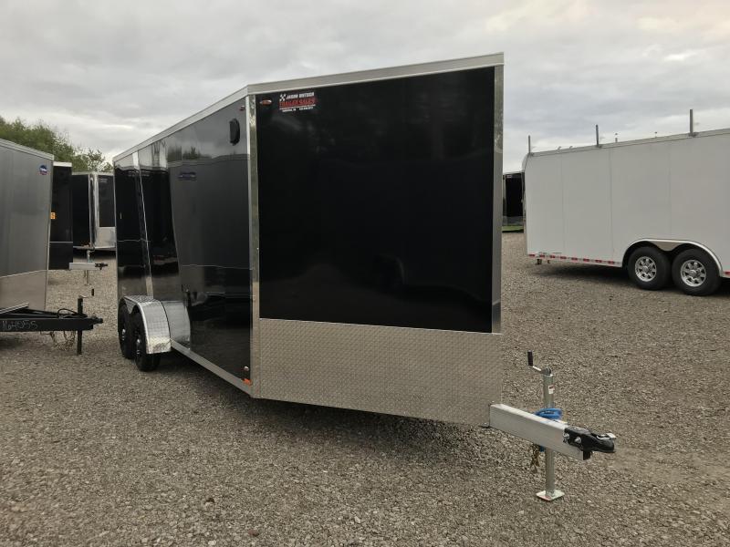2019 Legend Explorer 7X23 Snowmobile/ATV Trailer Extra Height