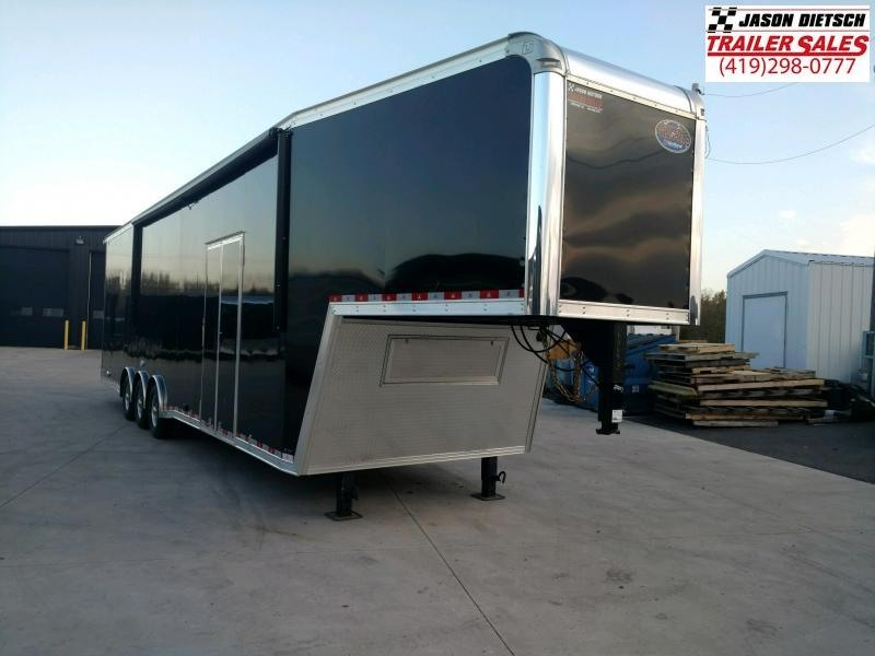 2019 United Trailers **SUPER HAULER** 8.5X40 Car/Racing Trailer...#168693