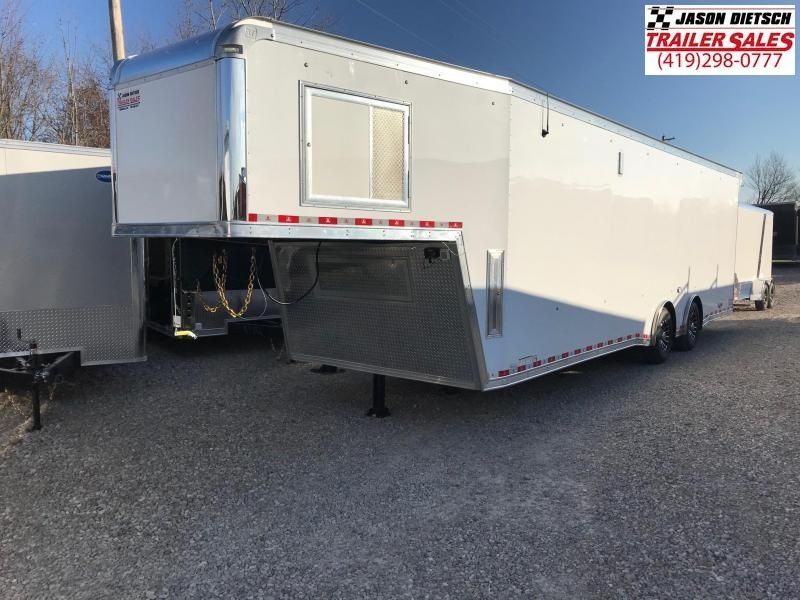 2019 United USHGN 8.5X36 Car/Racing Trailer...# 165430