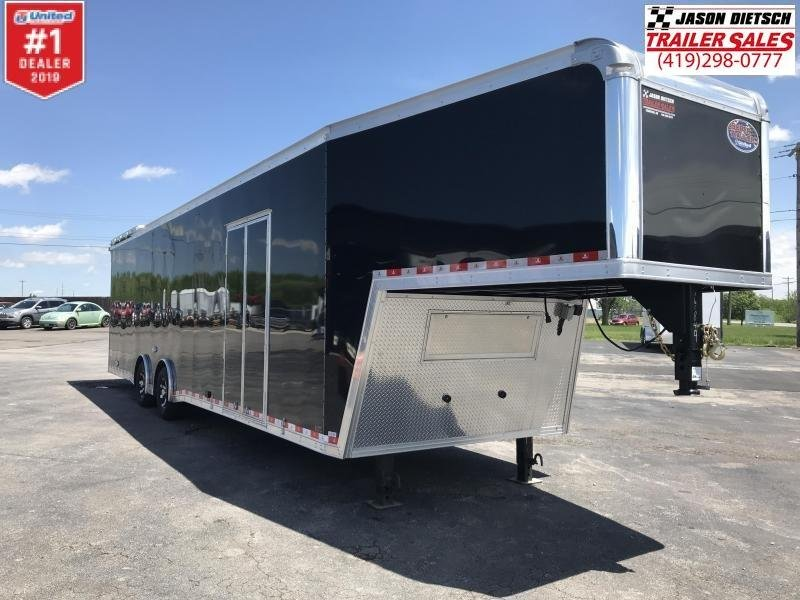 2019 United 8.5X40 Car/Racing Hauler