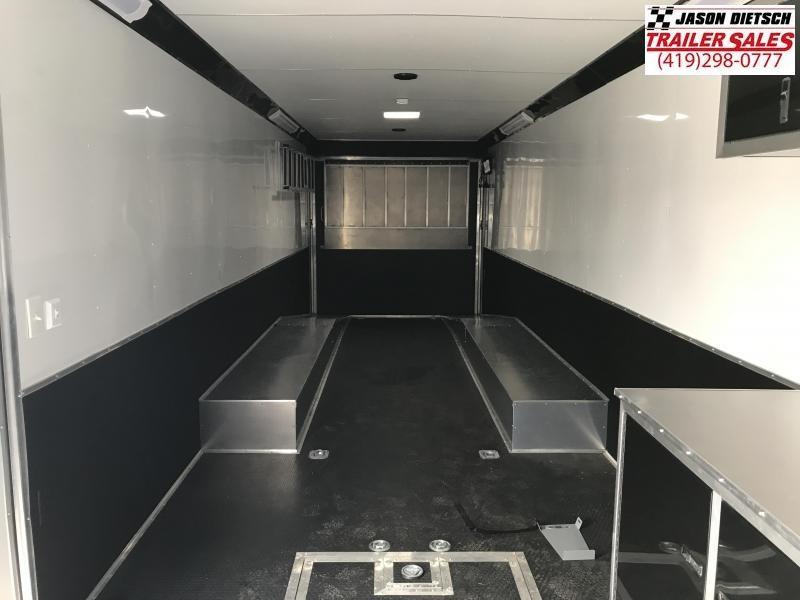 2019 United Trailers ushgn-8.540TA70 Car / Racing Trailer