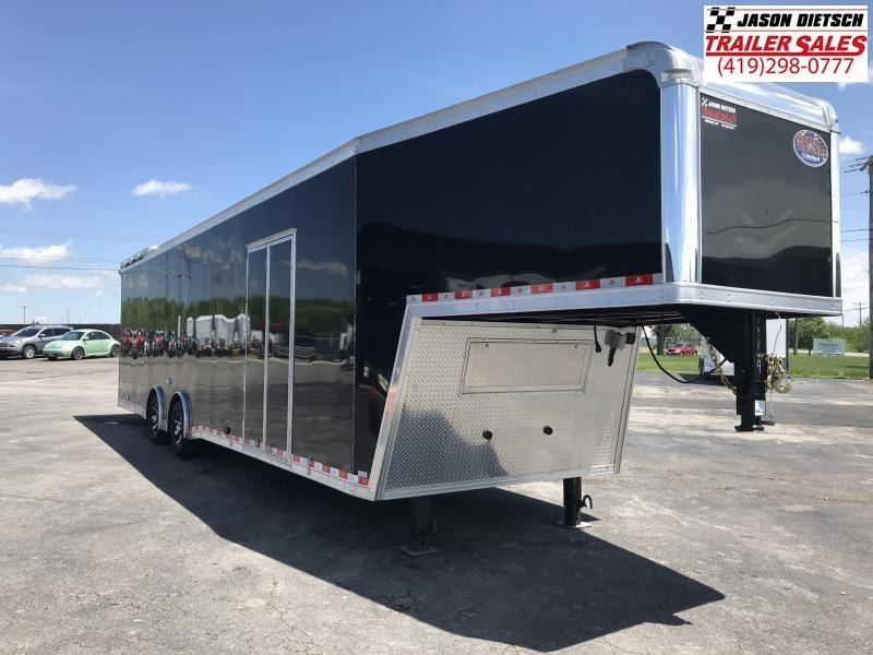 2019 United Trailers ushgn-8.540TA70 Car / Racing Trailer