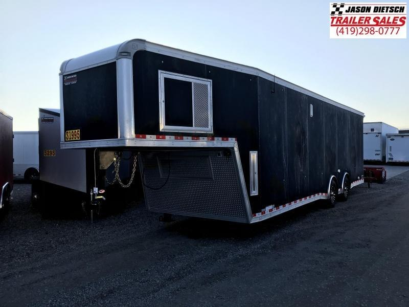 2019 United 8.5X36 Car/Racing Trailer...# 165431