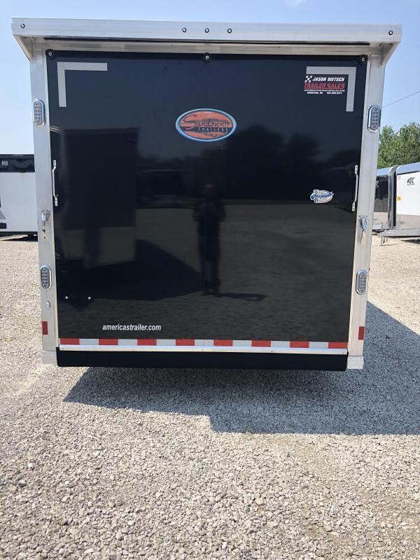 2020 Sundowner 8.5X32 Car/Race Trailer W/Bathroom Pkg.