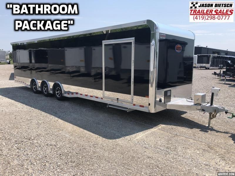 2020 Sundowner 8.5X32 Car/Race Trailer W/Bathroom Pkg.