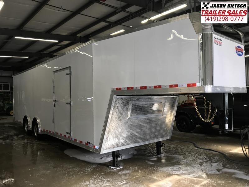 "2020 United UXGN 8.5X36 Car/Race Trailer 12"" Extra Height"