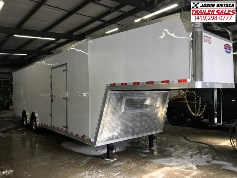 """2020 United UXGN 8.5X36 Car/Race Trailer 12"""" Extra Height"""