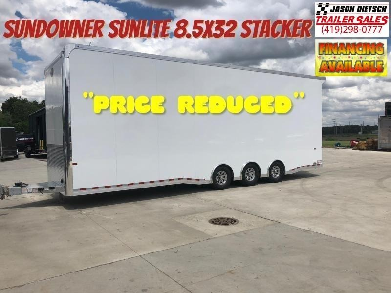 2019 Sundowner Sunlite 8.5X32 Stacker....Save $6499
