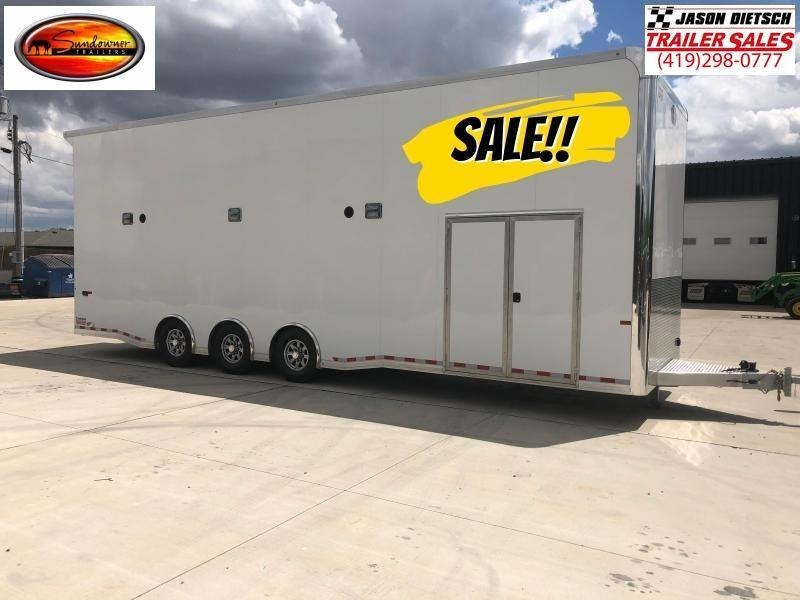 2019 Sundowner Sunlite 8.5X32 Stacker