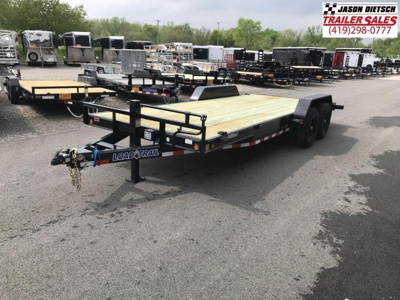 2019 Load Trail 83X20 Equipment-Car Trailer
