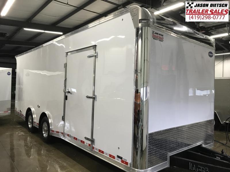2019 United UXT 8.5X24 Extra Height Cargo-Car/Racing Trailer