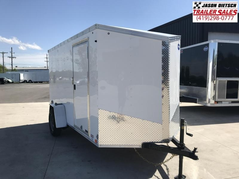 2020 United XLV 6X12 V-Nose Slant Enclosed Cargo Tr....Stock# UN-170081