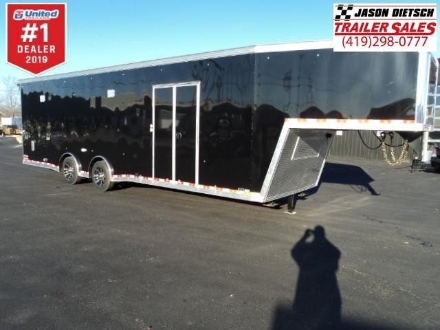 2017 United 8.5x36 **Super Hauler** Car/Racing Hauler