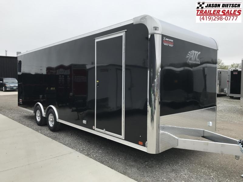 2020 ATC Ravan 8.5X24 Car/Racing Trailer