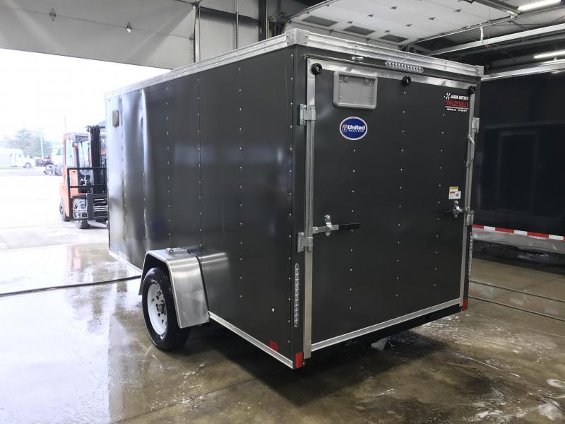 2020 United XLV 6X12 V-Nose Slant Enclosed Cargo Tr....Stock# UN-0083