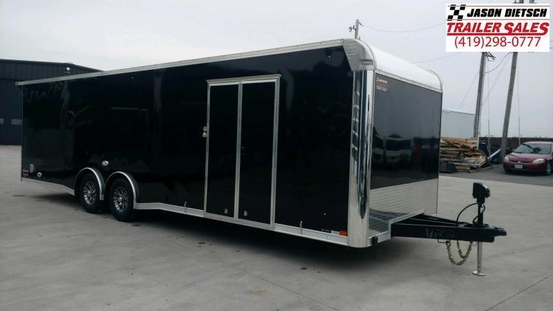 2020 United GEN4 8.5X28 Car/Race Trailer